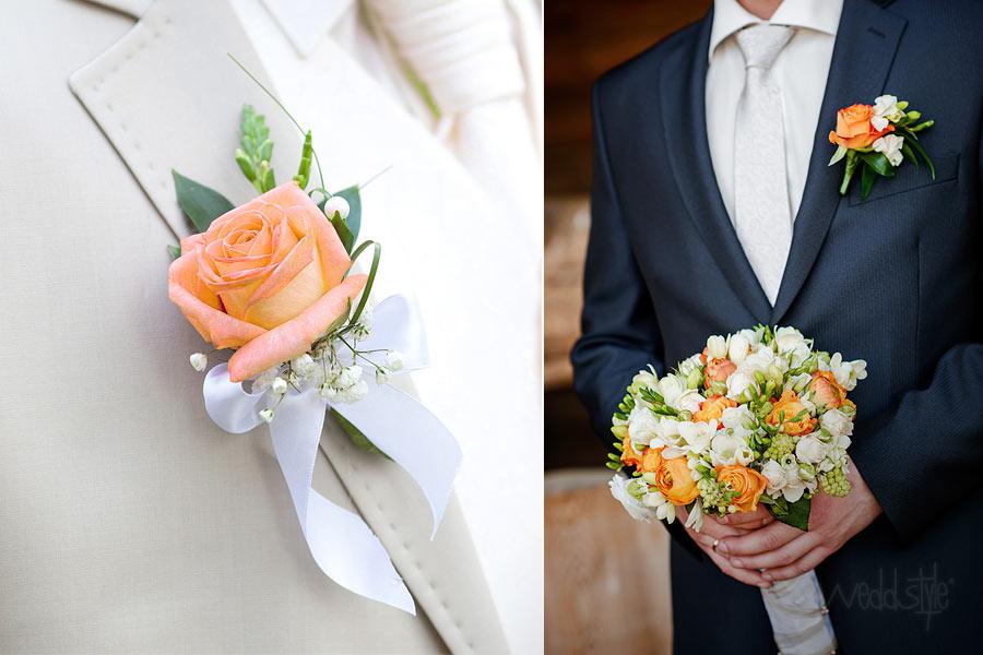 Blumen Anstecker Hochzeit Selber Machen Anstecker Fur Den Brautigam