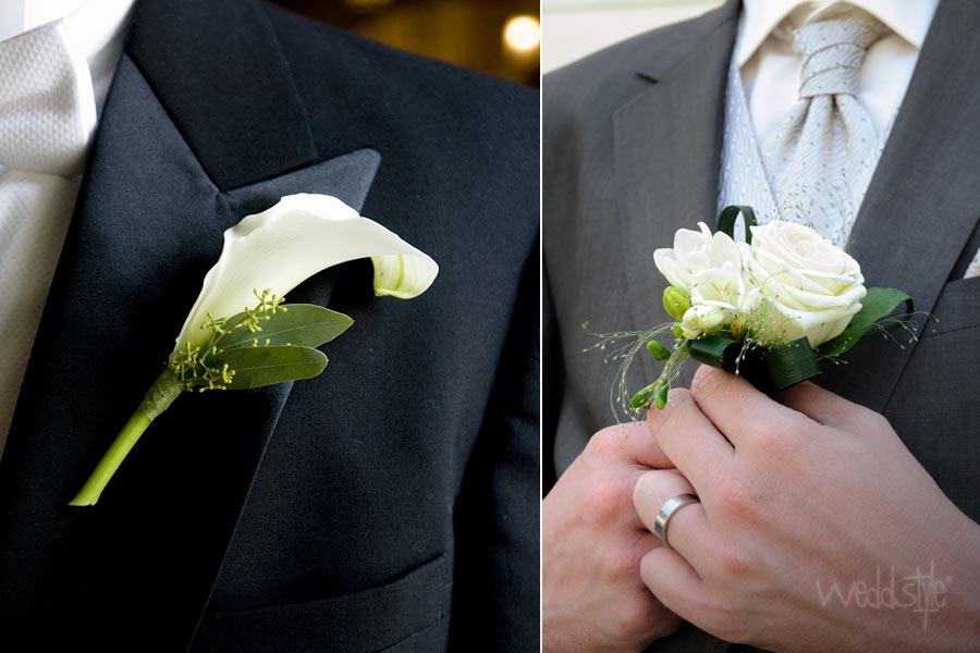 Hochzeitsanstecker Blumenanstecker Fur Brautigam Weddstyle