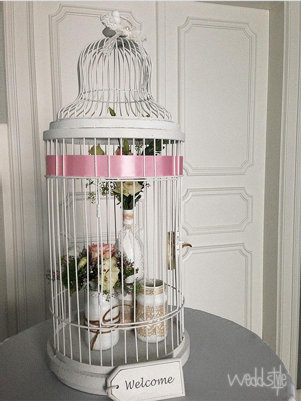 Vintage Vogelkäfige Für Hochzeitsdeko Mieten Weddstyle