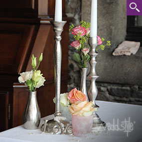Kerzenstander Kerzenleuchter Mieten Weddstyle