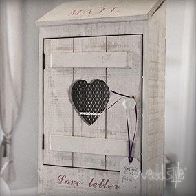 hochzeitsgeschenke briefbox weddstyle. Black Bedroom Furniture Sets. Home Design Ideas