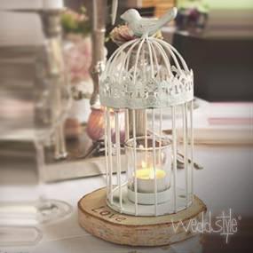 Vintage Vogelk Fige F R Hochzeitsdeko Mieten Weddstyle