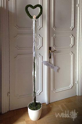 blumenst nder dekost nder f r kirchendeko mieten weddstyle. Black Bedroom Furniture Sets. Home Design Ideas