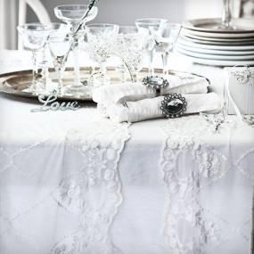 Tischdecken Für Hochzeit Mieten Weddstyle