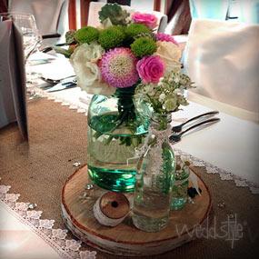 Vintage Tischlaufer Fur Hochzeit Mieten Weddstyle
