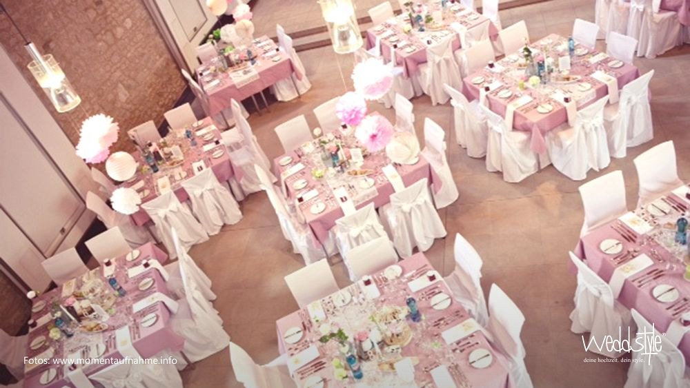Hochzeitdeko In Der Scheune Weddstyle