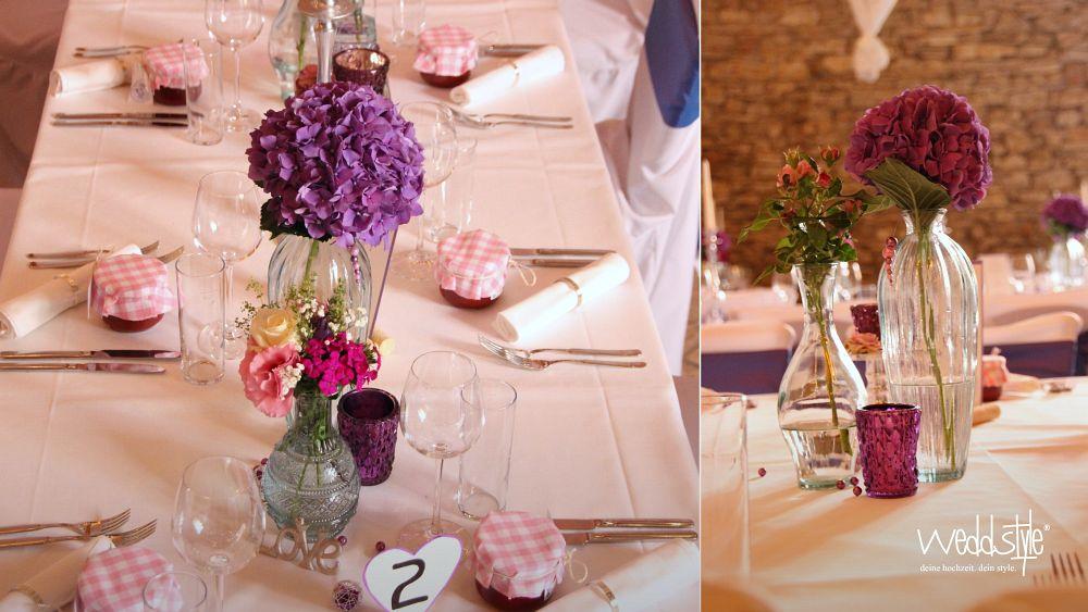 Hochzeitdeko & Scheunen-Hochzeit  weddstyle