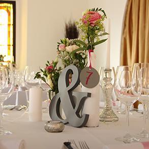 Hochzeitdeko weddstyle for Hochzeitsdeko mainz